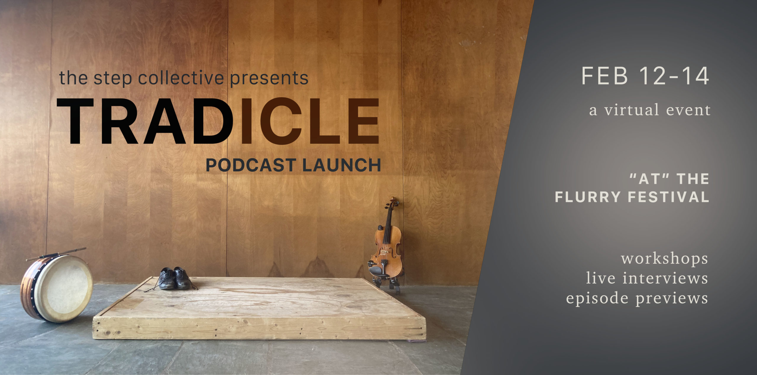 Tradicle Launch Banner
